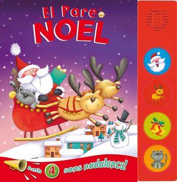 """El Pare Noel """"Botons sorollosos"""""""
