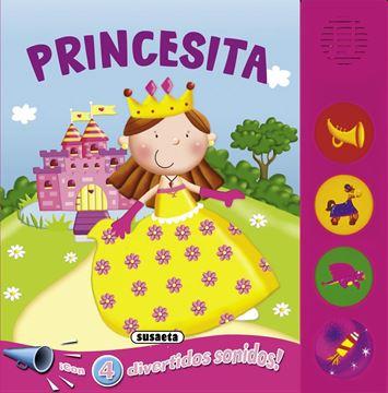 """Princesita """"Botones ruidosos"""""""