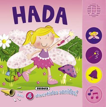"""Hada """"Botones ruidosos"""""""