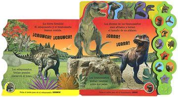 10 sonidos: Dinosaurios