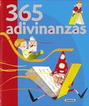 """365 adivinanzas """"Col, Grandes libros"""""""