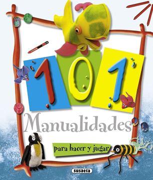 """101 manualidades """"Col. 100 manualidades"""""""