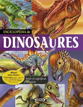"""Enciclopédia de dinosaures """"Biblioteca essencial"""""""