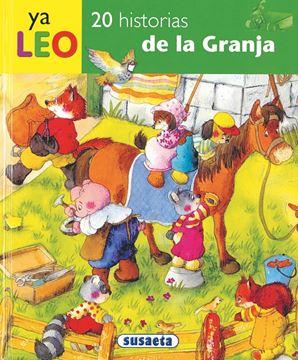 """20 historias de la granja """"Ya leo"""""""