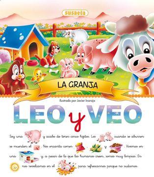 """La granja """"Leo y Veo"""""""