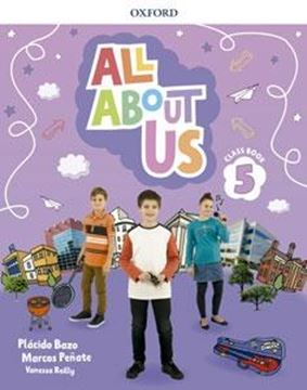 All About Us 5. Class Book
