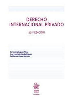 Imagen de Derecho Internacional Privado, 13ª ed, 2019