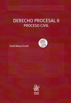 "Imagen de Derecho Procesal II, 2019 ""Proceso Civil """