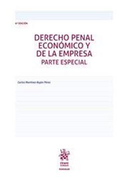 Imagen de Derecho Penal Económico y de la Empresa. Parte Especial, 6ª ed, 2019