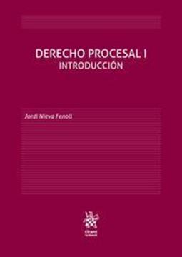 """Imagen de Derecho Procesal I, 2019 """"Introducción"""""""