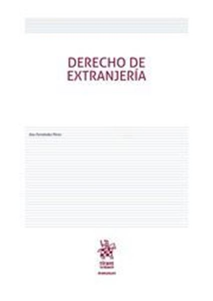 Imagen de Derecho de Extranjeria