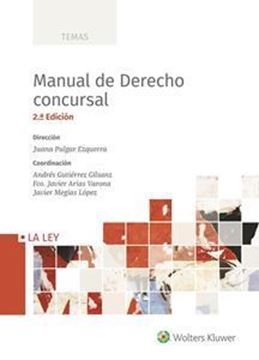 Imagen de Manual de Derecho Concursal, 2ª ed, 2019