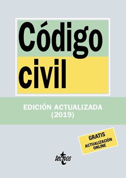 Código Civil, 38ª ed, 2019