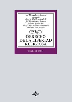 Derecho de la libertad religiosa, 6ª ed, 2019