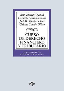 Curso de Derecho Financiero y Tributario, 30ª ed, 2019
