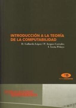 Introduccion a la teoria de la computabilidad