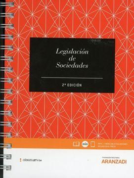 Imagen de Legislación de Sociedades de Capital (LeyItBe), 2ª ed, 2019