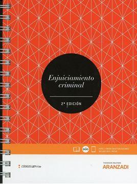 Imagen de Enjuiciamiento Criminal (LeyItBe), 2ª ed, 2019