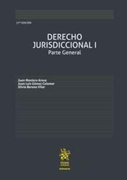 Imagen de Derecho Jurisdiccional I. Parte General, 27ª ed, 2019