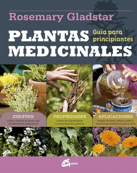 """Plantas medicinales """"Guía para principiantes"""""""