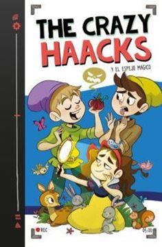 Imagen de The Crazy Haacks y el espejo mágico (Serie The Crazy Haacks 5)