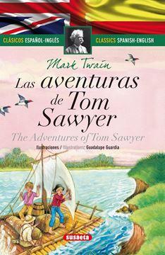"""Las aventuras de Tom Sawyer (español/inglés) """"Clásicos bilingues"""""""