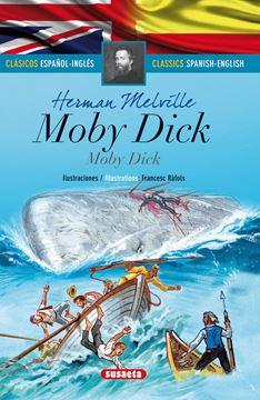 """Moby Dick (español/inglés) """"Clásicos bilingues"""""""
