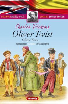 """Oliver Twist (español/inglés) """"Clásicos bilingues"""""""