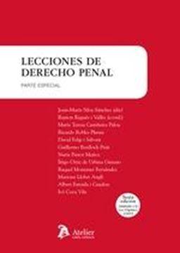 """Lecciones de derecho penal. Parte especial. 6ª ed, 2019 """"Adaptado a la Ley Orgánica 2/2019"""""""