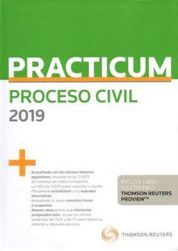 Imagen de Practicum Proceso Civil 2019 (Duo)