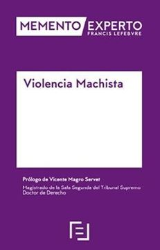 Imagen de Memento Experto Violencia Machista, 2019