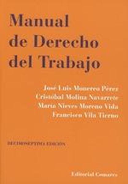 Manual de Derecho del Trabajo, 17ª ed, 2019