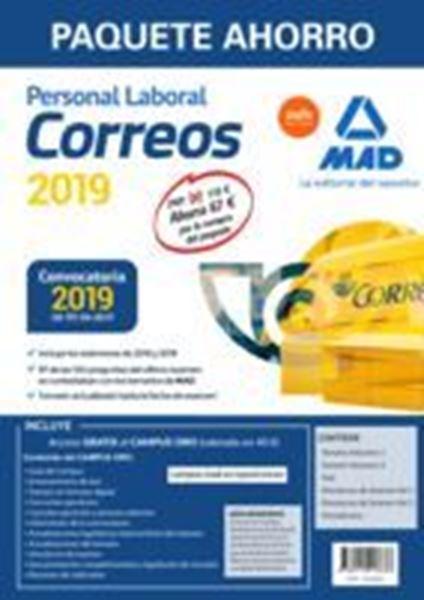 Imagen de Paquete Ahorro Personal Laboral Correos 2019