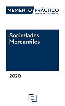 Imagen de Memento Práctico Sociedades Mercantiles 2020