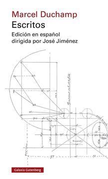 """Escritos- rústica """"Edición en español dirigida por José Jiménez"""""""