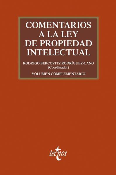 """Comentarios a la Ley de Propiedad Intelectual, 4ª ed, 2019 """"Pack: 4ª edición + volumen complementario"""""""
