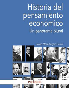 """Historia del pensamiento económico """"Un panorama plural"""""""