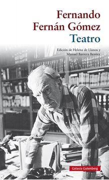 """Teatro """"Edición de Helena de Llanos y Manuel Benítez"""""""