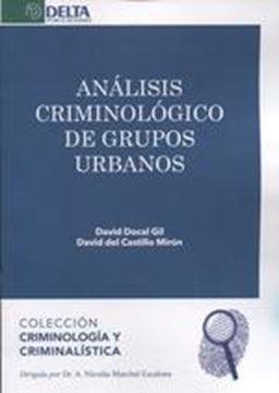 Análisis criminológico de grupos urbanos, 2019
