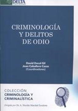 Criminología y delitos de odio, 2019