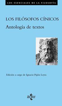 """Los Filósofos cínicos """"Antología de textos"""""""