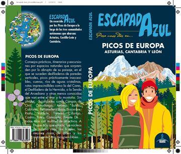 """Picos de Europa escapada azul, 2019 """"Asturias, Cantabria y León"""""""
