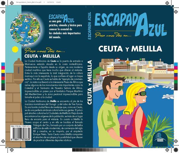 Ceuta Y Melilla escapada azul, 2019