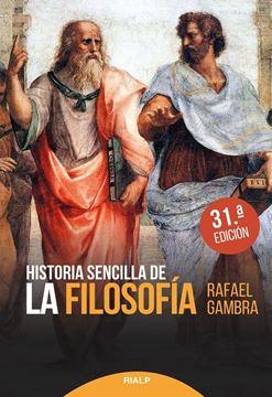 Historia sencilla de la filosofía, 31º Ed, 2019