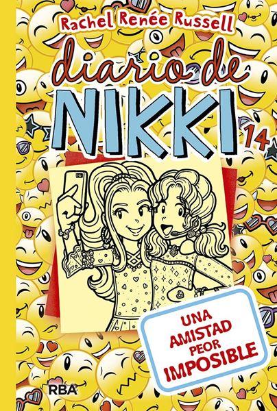 """Diario de nikki 14 """"Una amistad peor imposible"""""""