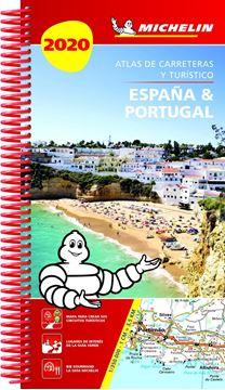 """Atlas de Carreteras y Turístico España & Portugal 2020  """"1/3500000"""""""