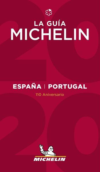"""La Guía MICHELIN España & Portugal 2020 """"110 aniversario"""""""