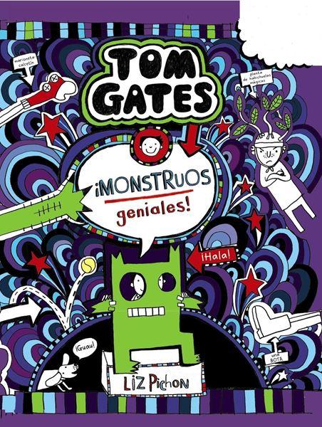 Tom Gates: ¡Monstruos geniales!, 2019