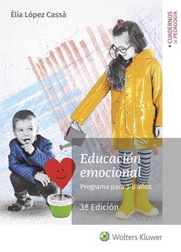 Educación emocional. Programa para 3-6 años, 3ª ed, 2019