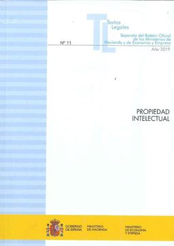 Propiedad intelectual, 2019